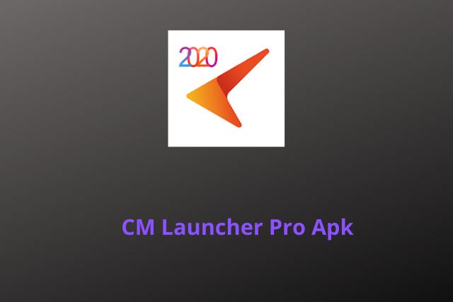 CM Launcher Pro Apk