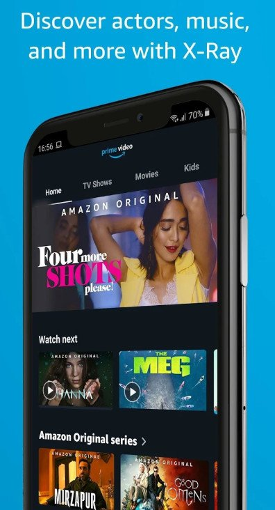Amazon Prime Video Mod App