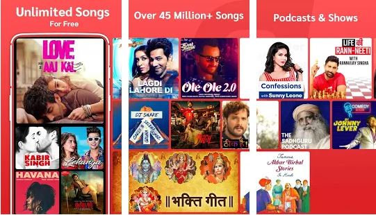 Gaana Plus Mod Apk Download