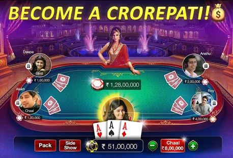 Teen Patti Gold Mod Apk Download