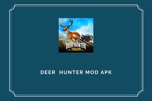 Deer Hunter 2018 Mod Apk