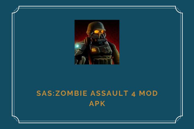 SAS 4 Mod Apk