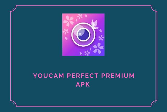 YouCam Perfect Premium Apk (2020-2021)