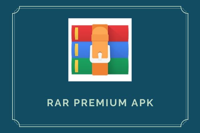 RAR Premium Apk 2020
