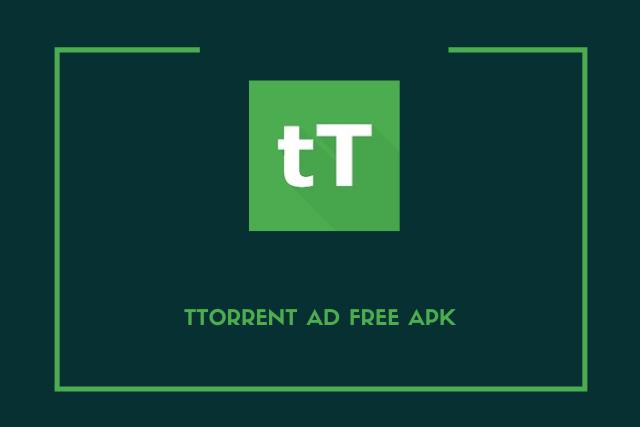 tTorrent Ad Free Pro Apk 2020