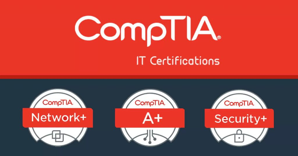 CompTIA Certifications 2021