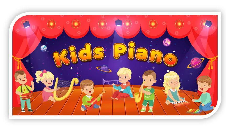 Kids Piano Game 2021