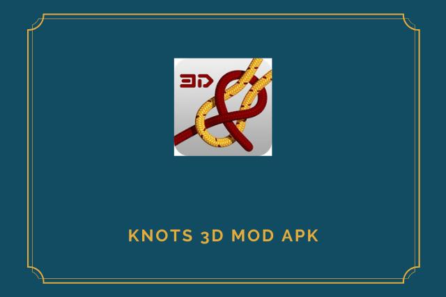 Knots 3D Mod Apk 2021