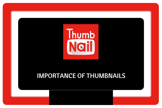 Importance of thumbnails to attract viewers 2021